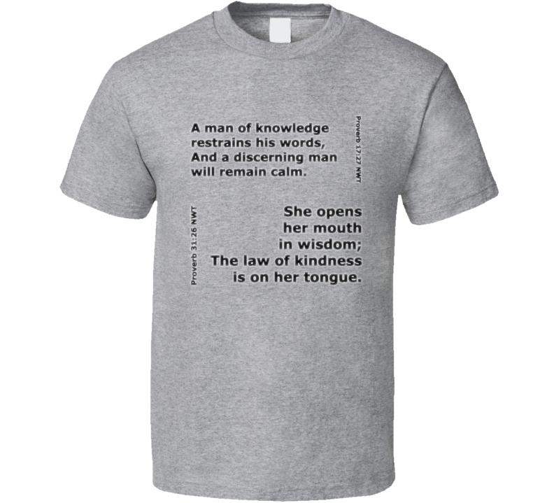 Man, Woman T-Shirt