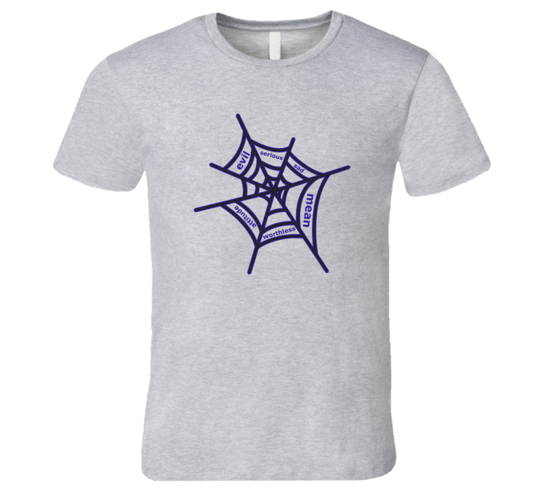 Mean Web Men T-Shirt