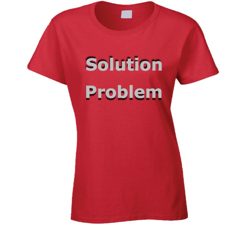 Solution T-Shirt