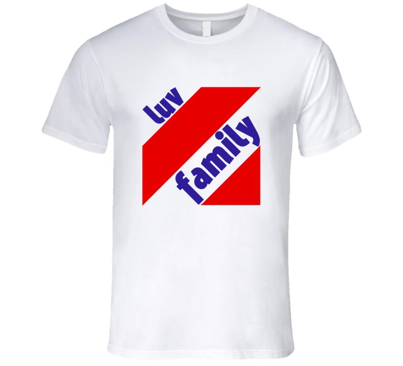 luv family Mens T-Shirt