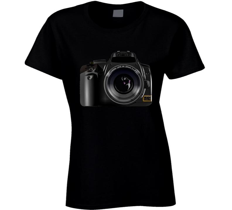 Camera Music T-Shirt