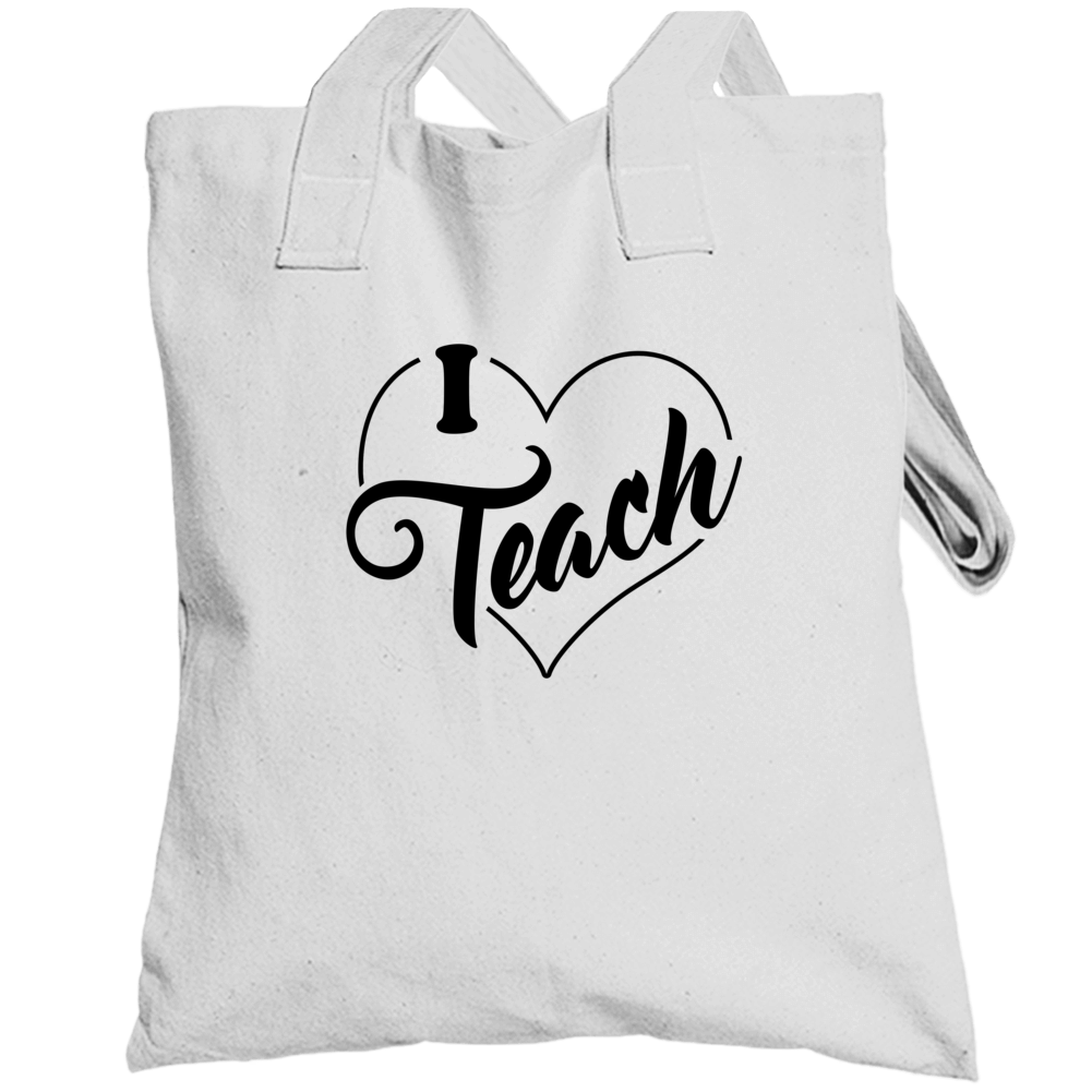 I Teach Totebag