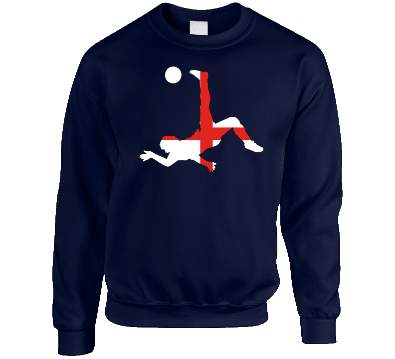 Soccer Game Crewneck Sweatshirt