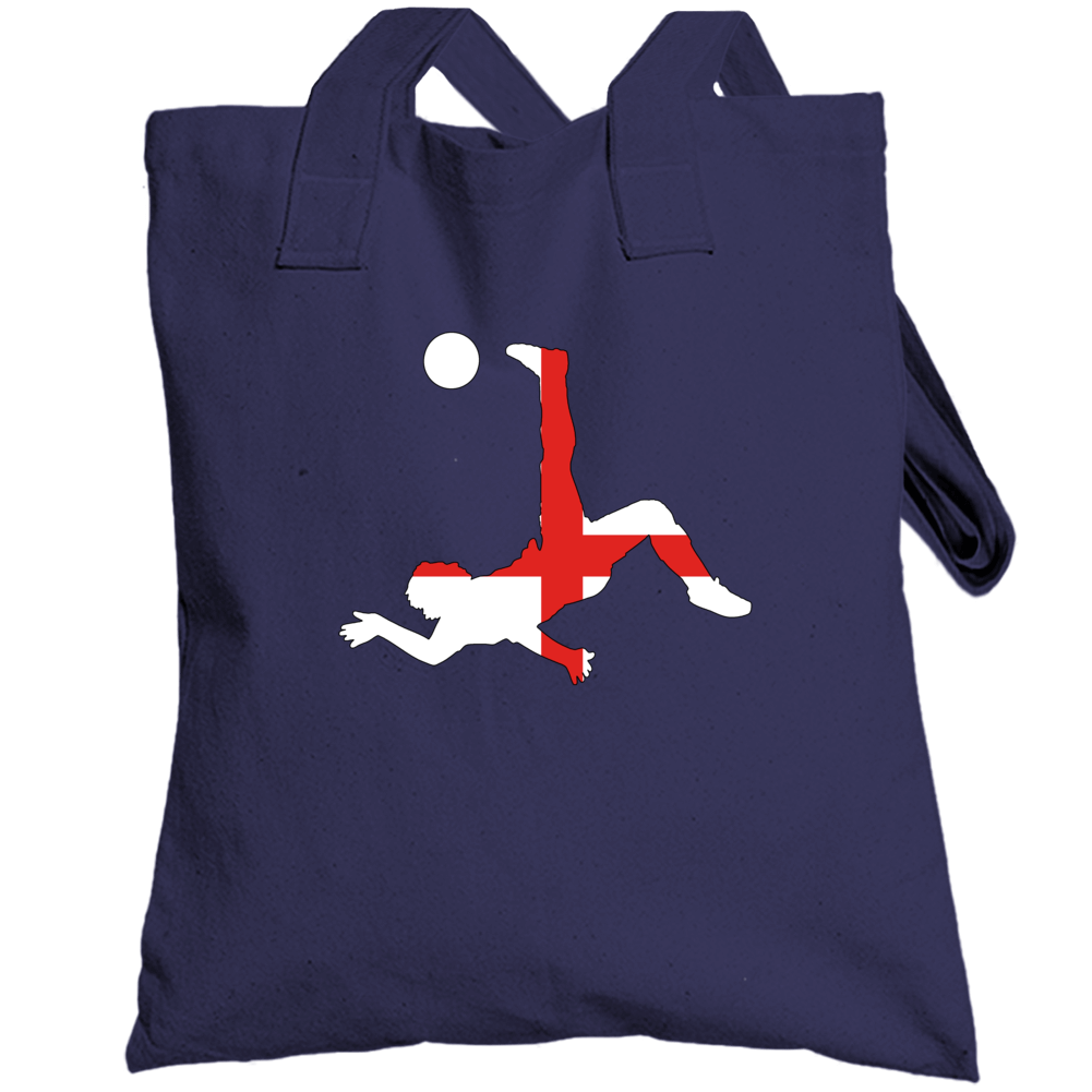 Soccer Game Totebag