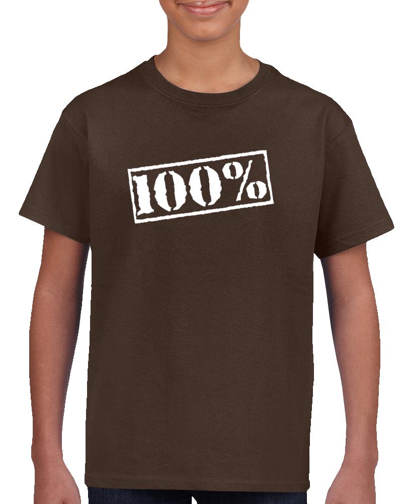 100% T Shirt