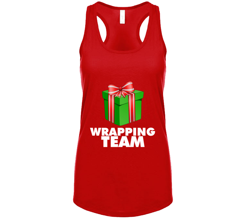 Wrapping Team Tanktop