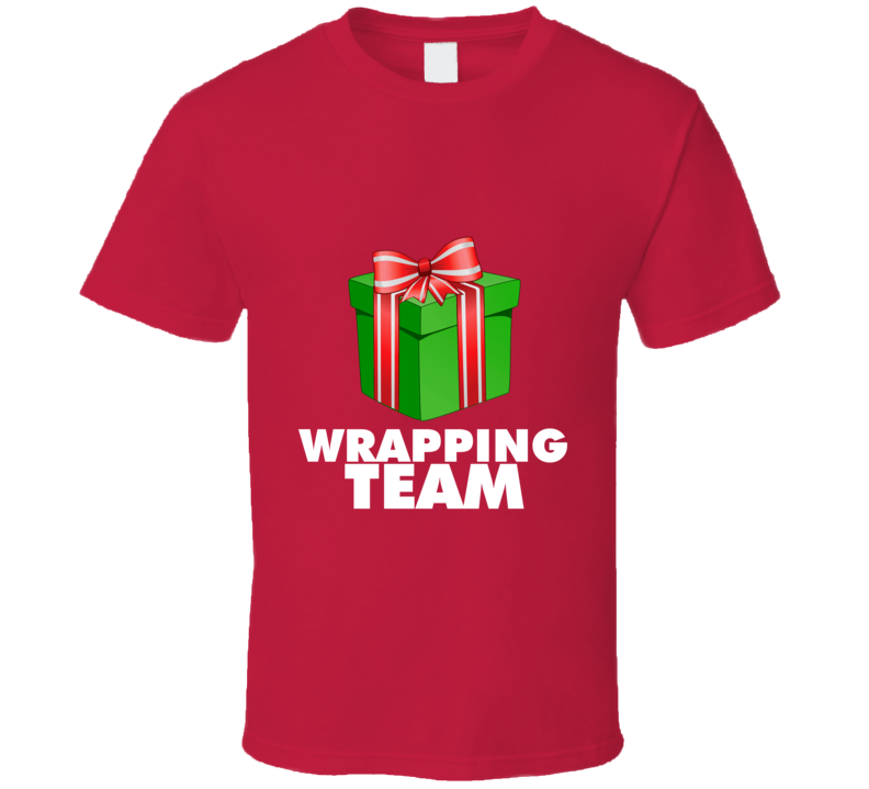 Wrapping Team T-Shirt