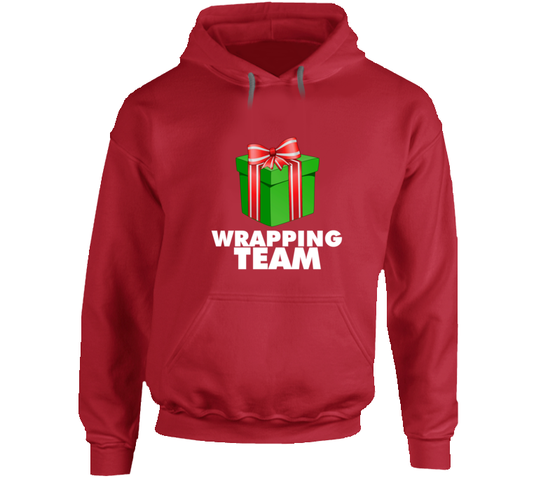 Wrapping Team Hoodie