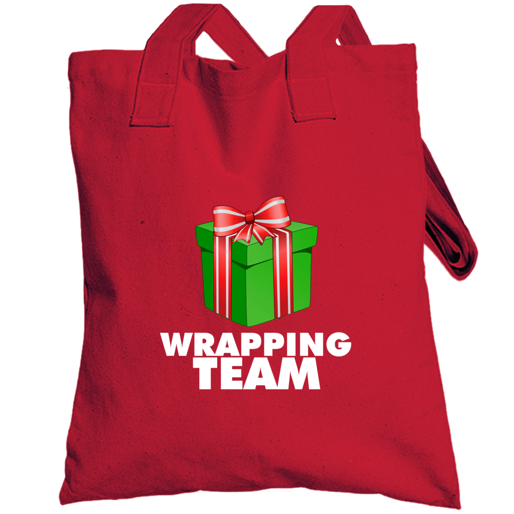 Wrapping Team Totebag
