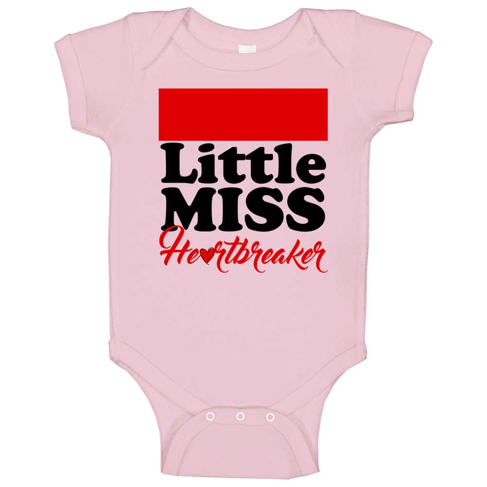 Little Miss Heartbreaker Baby One Piece