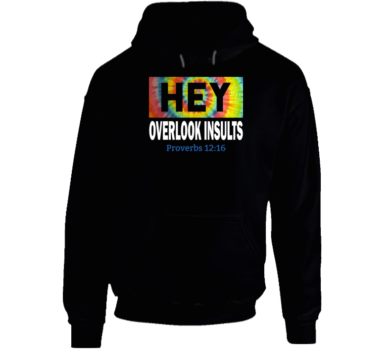 Overlook Insults Hoodie