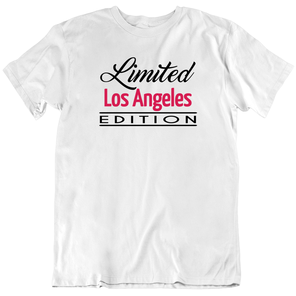 Limited Los Angeles Edition T Shirt