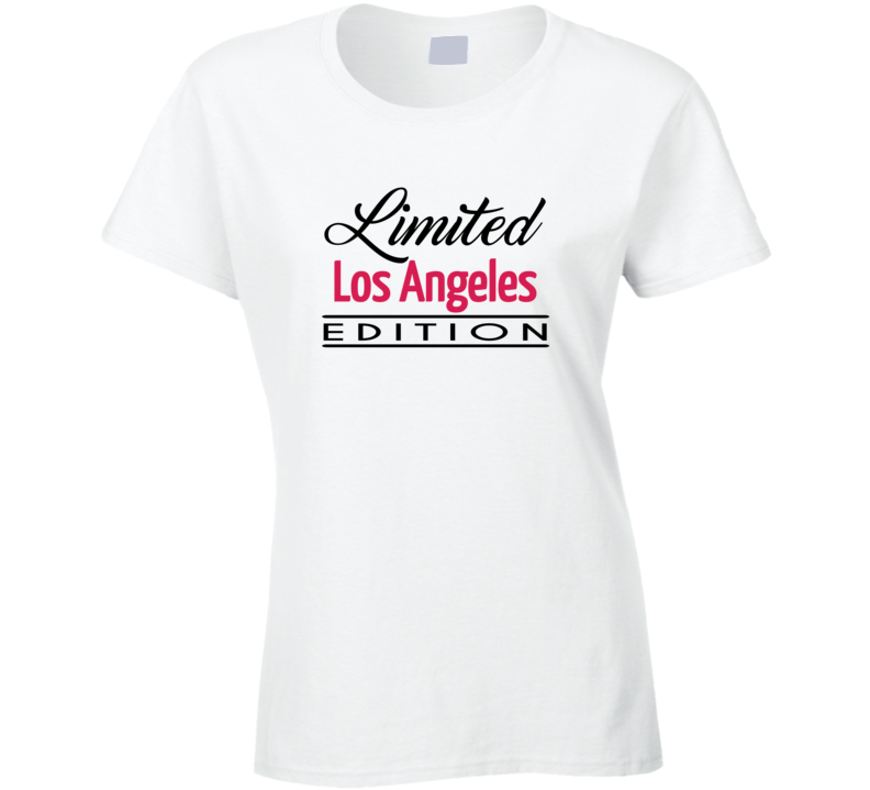 Limited Los Angeles Edition Ladies T-Shirt