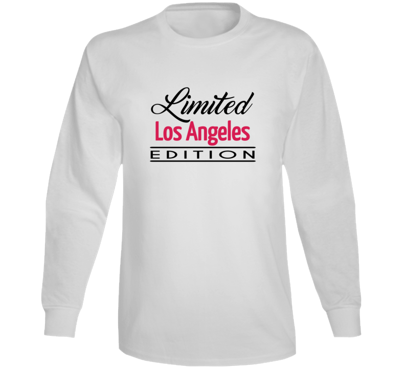 Limited Los Angeles Edition Long Sleeve
