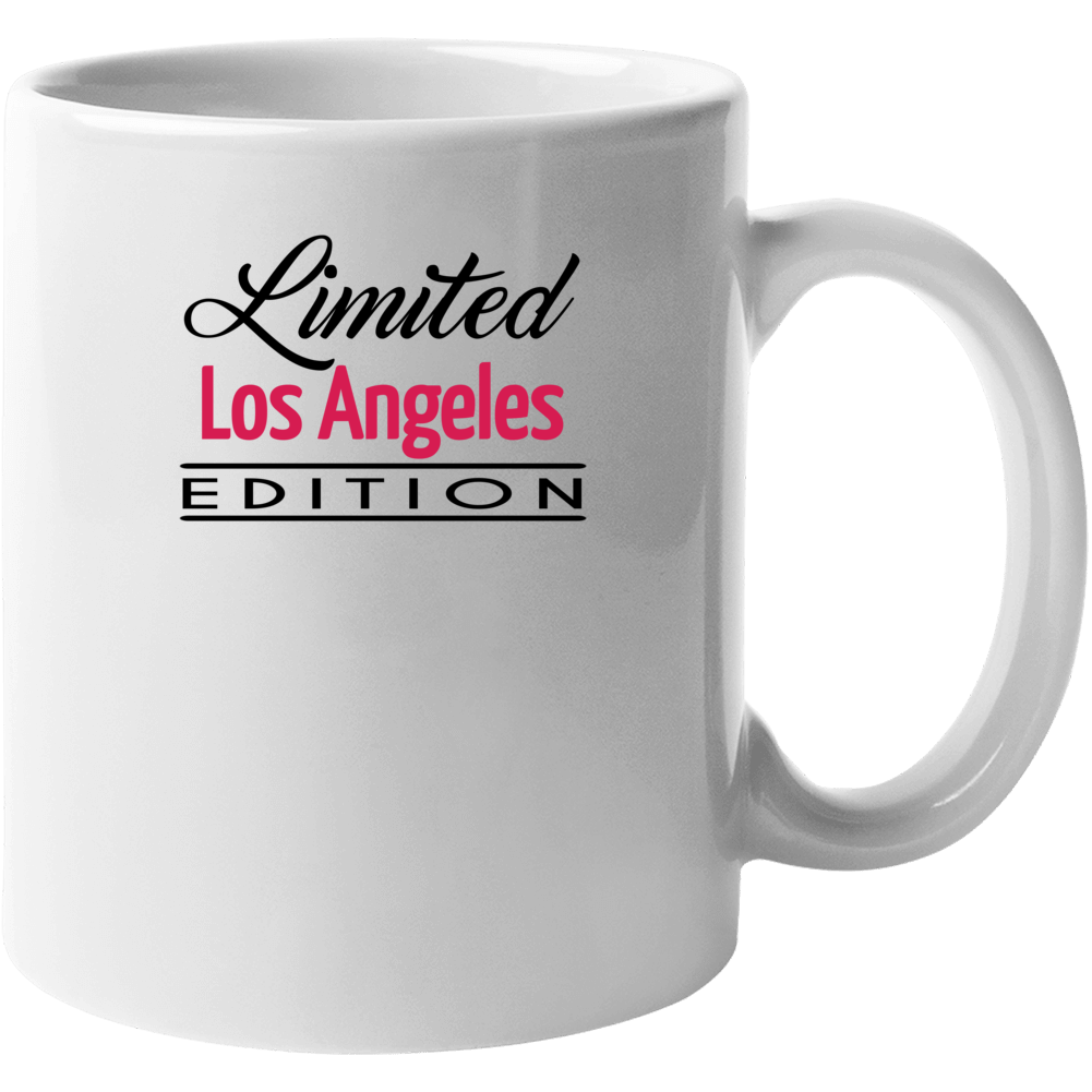 Limited Los Angeles Edition Mug