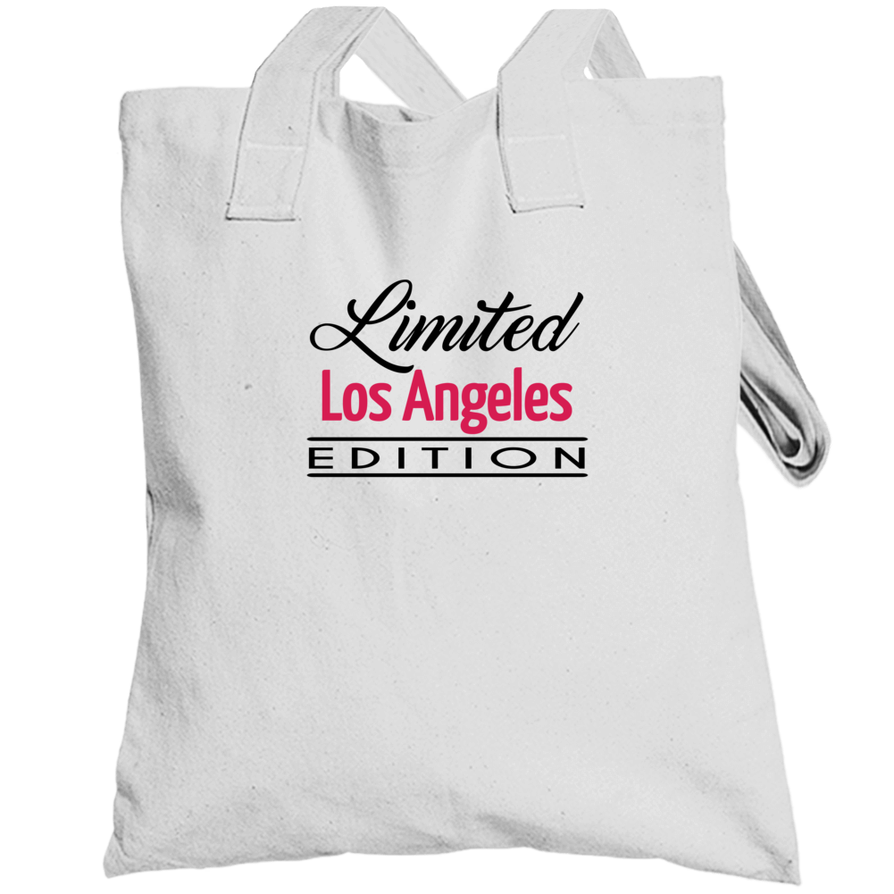 Limited Los Angeles Edition Totebag