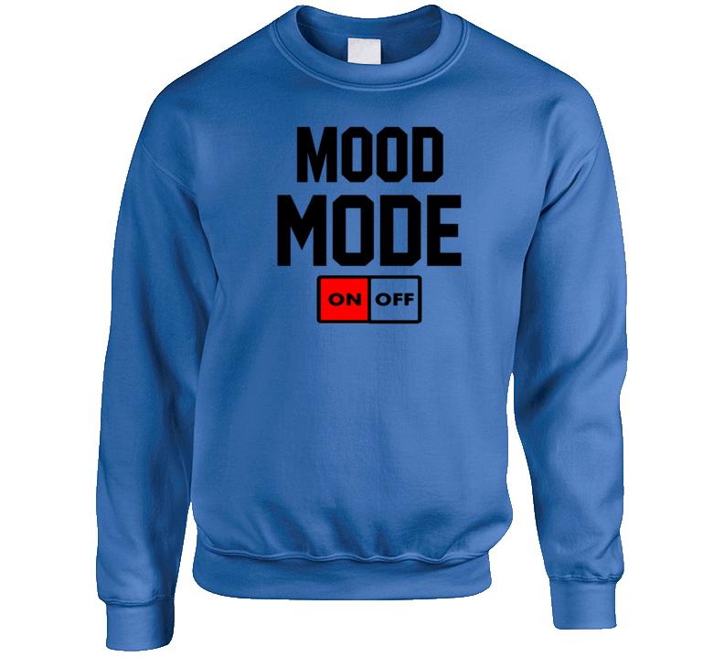 Mood Mode Crewneck Sweatshirt