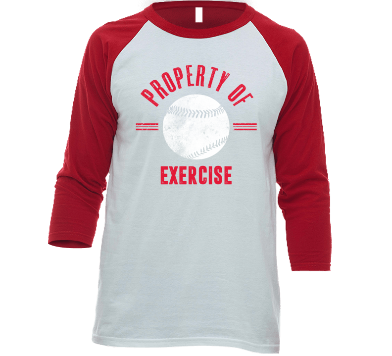 Property Of Exercise T-Shirt