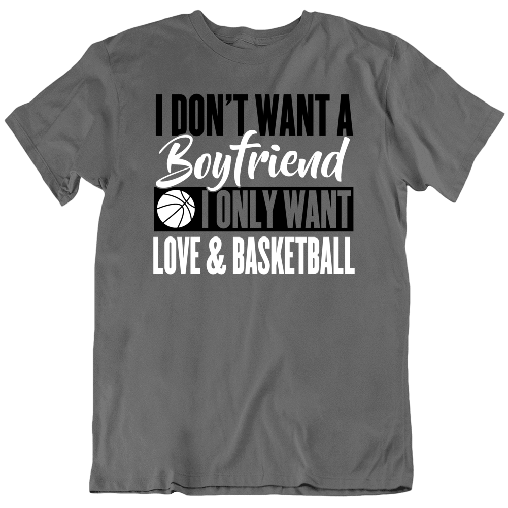 Love & Basketball T-Shirt