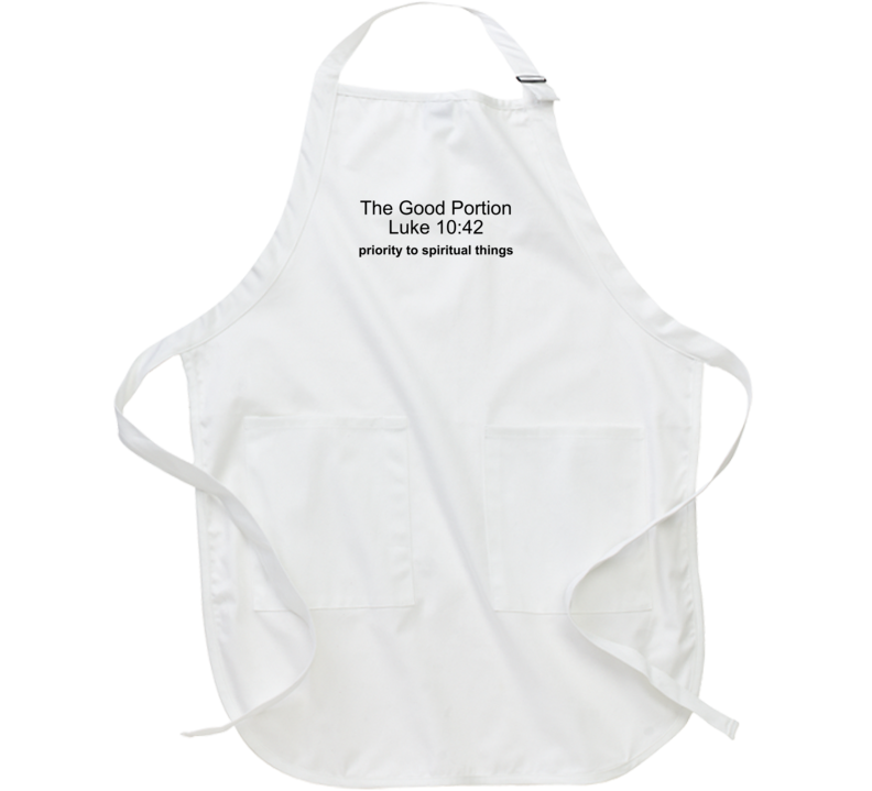 The Good Portion Apron
