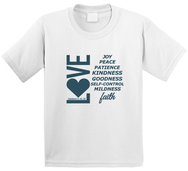 Love, Joy, Peace, Etc-te T-Shirt