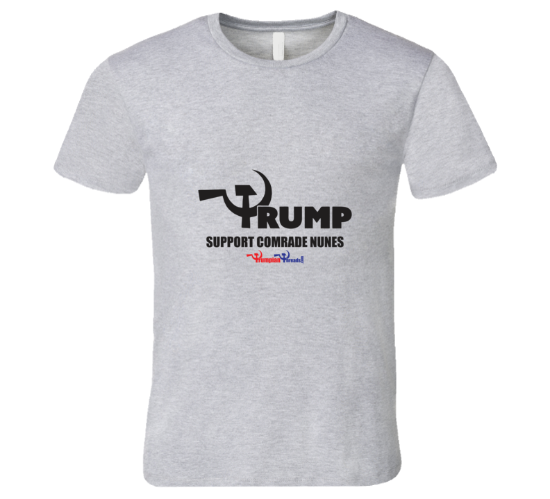 Support Comrade Nunes T Shirt