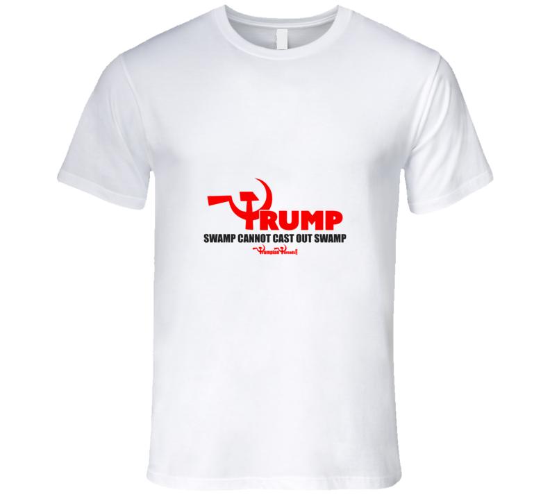 Swamp/Wht T Shirt