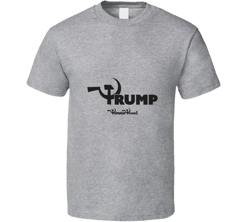 Trump/gry T Shirt