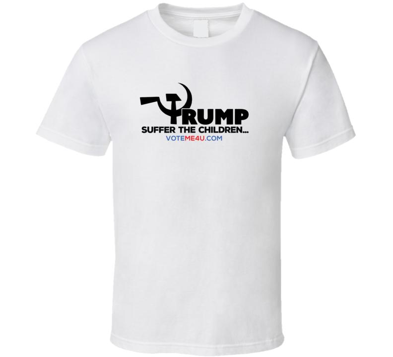 Suffer The Children T Shirt