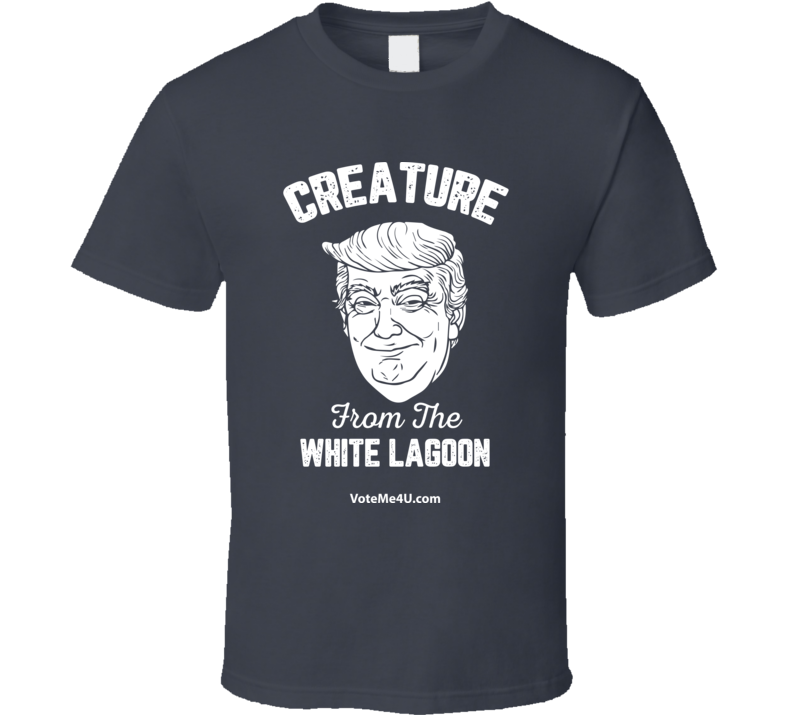 Creature Grey T Shirt