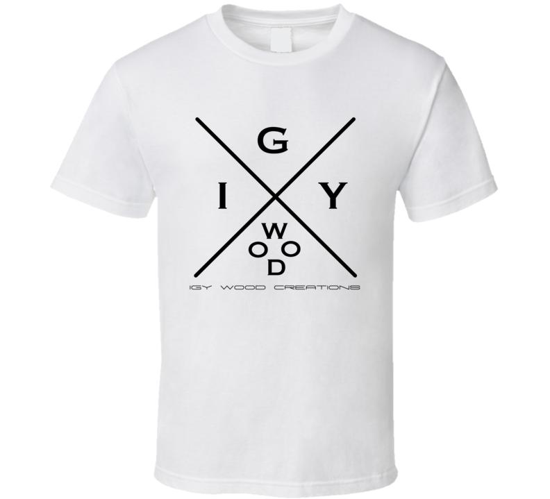 Igyxwood-black T Shirt