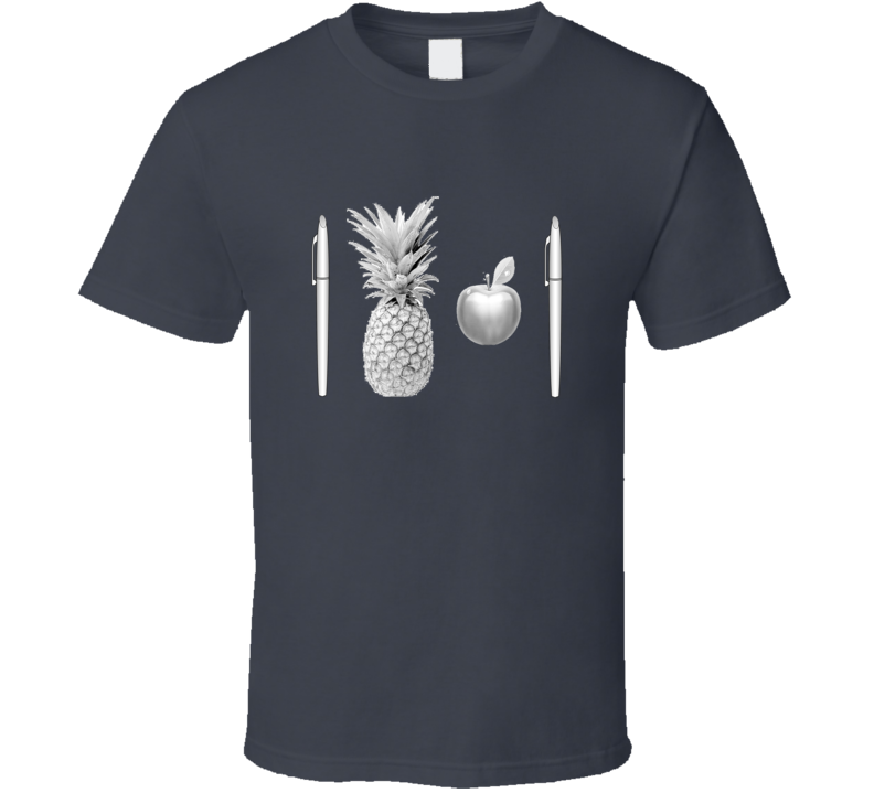 Pen Pineapple Apple Pen Funny T Shirt