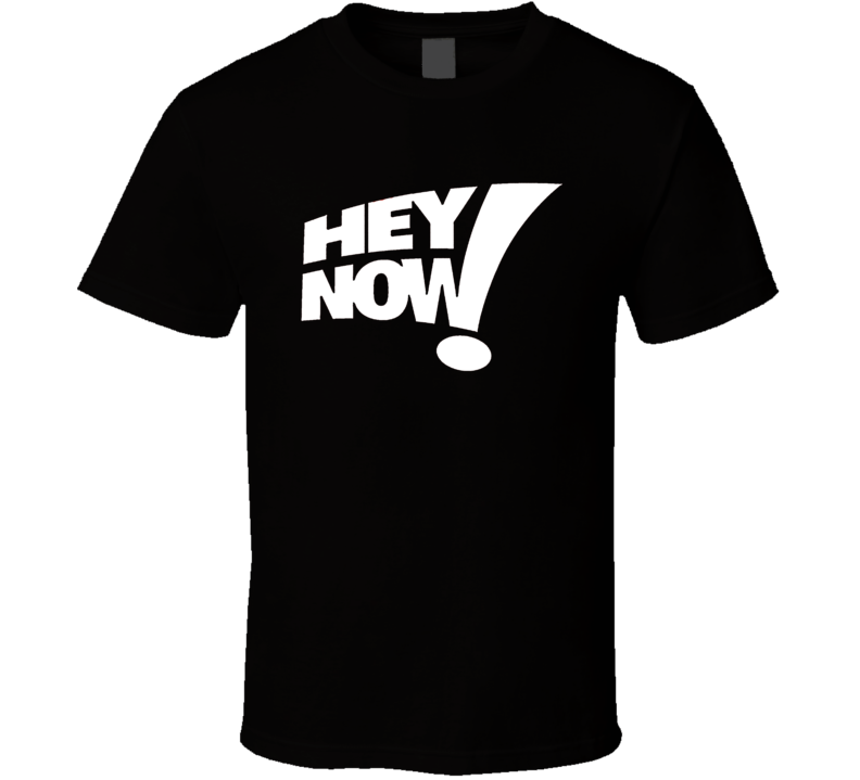 Hey Now Howard Stern Larry Sanders Show T Shirt