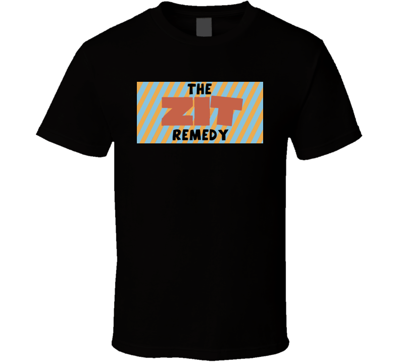 The Zit Remedy Degrassi Jr. High TV Show T Shirt