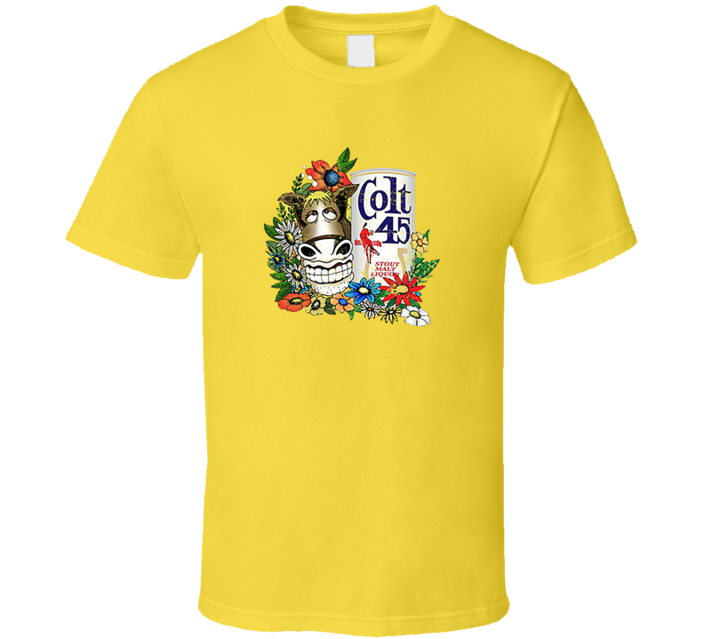 Colt 45 Fastimes at Ridgemount High Jeff Spicoli Retro T Shirt