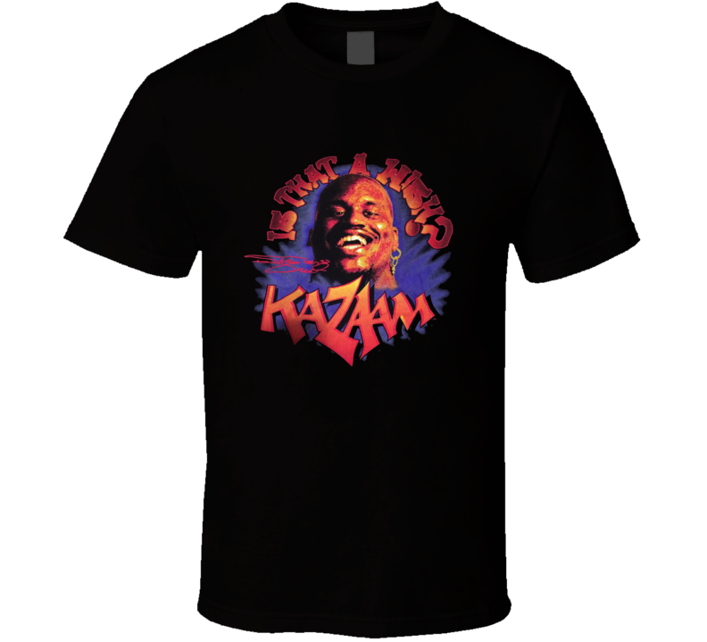 Kazaam Shaquille O'Neal Retro 90's Movie T Shirt