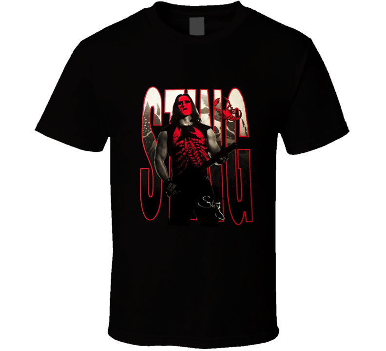 Sting NWO Retro Wrestling T Shirt