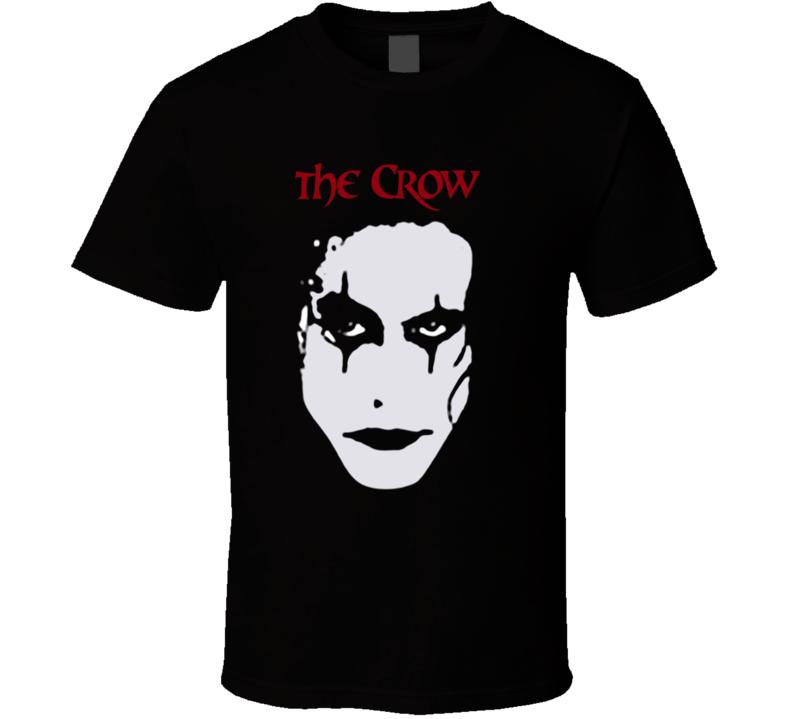 The Crow Brandon Lee Movie T Shirt