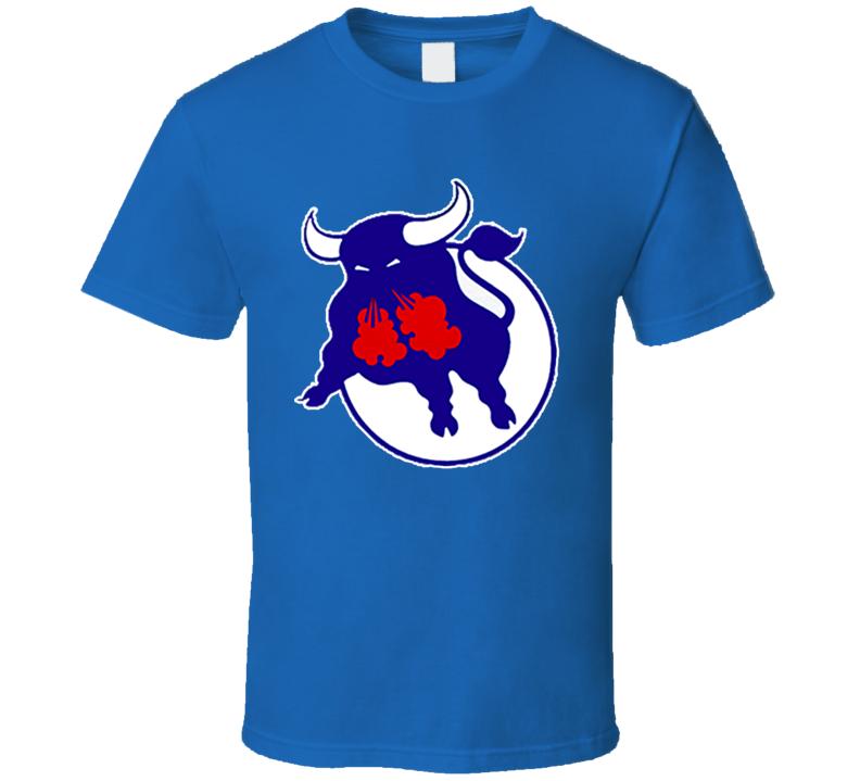 Toronto Toros WHA Retro Hockey Logo T Shirt