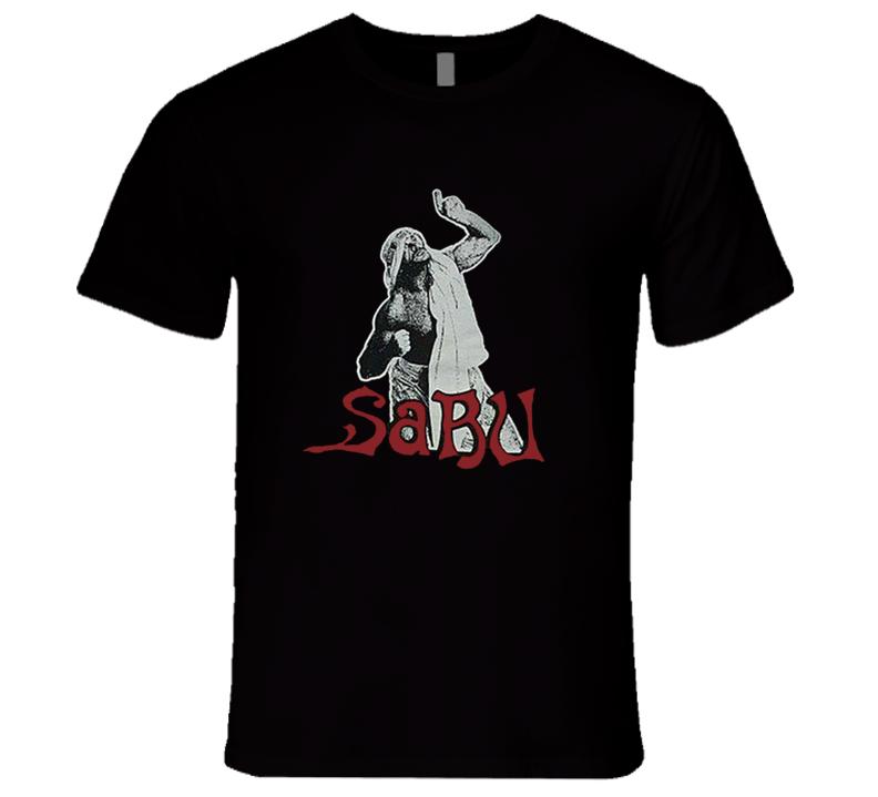 Sabu ECW Retro Wrestling T Shirt