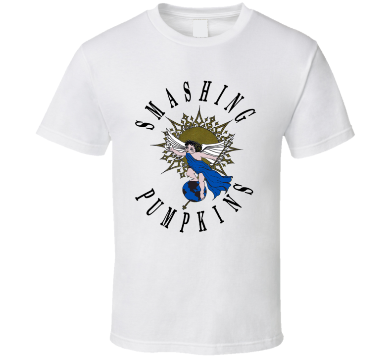 Smashing Pumpkins Altitude Not Attitude Retro Tour Classic Music Grunge T Shirt