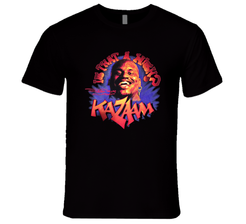 Kazaam Shaquille O'Neal Retro 90's Movie T Shirt REISSUE