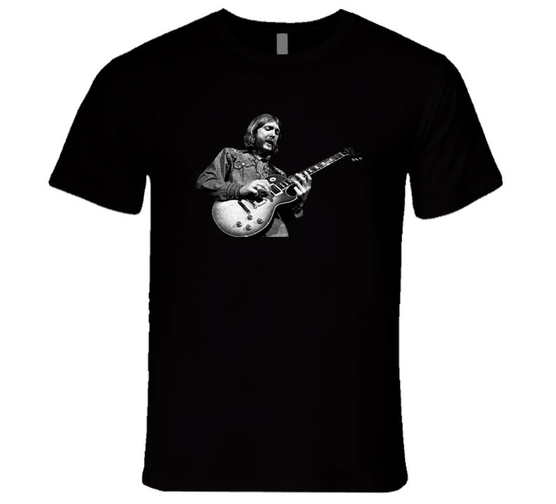 Duane Allman Skydog T Shirt REISSUE