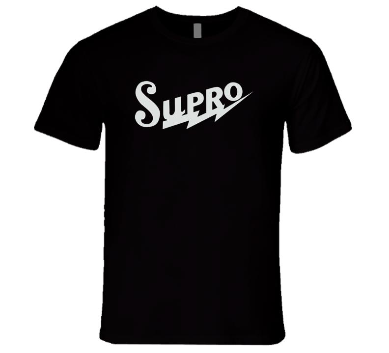 Supro Amp T Shirt REISSUE