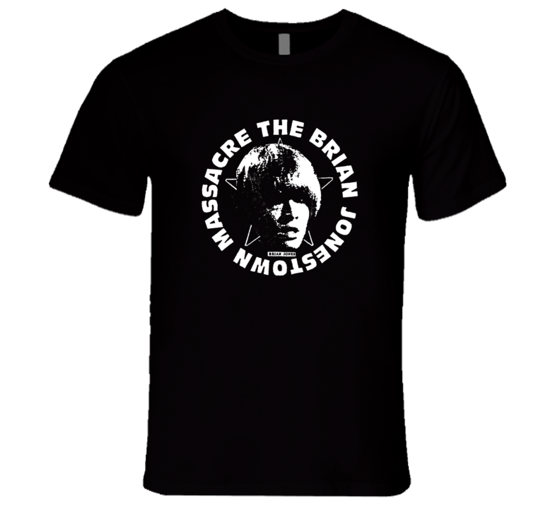Brian Jonestown Massacre T Shirt REISSUE