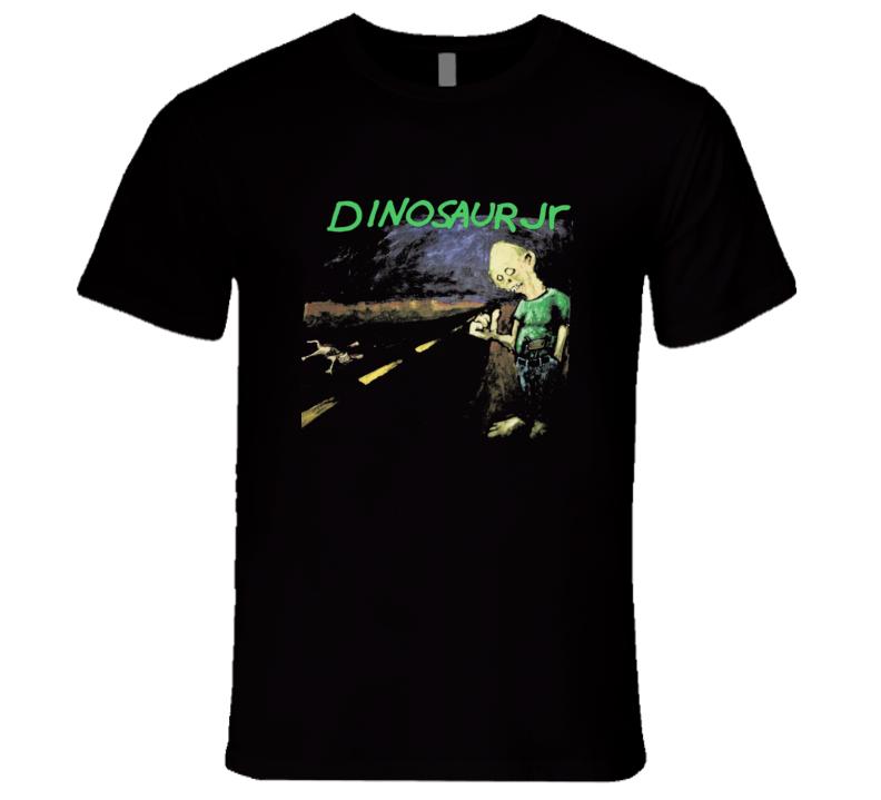 Dinosaur Jr Retro 90's Alternative Music Tour T Shirt REISSUE