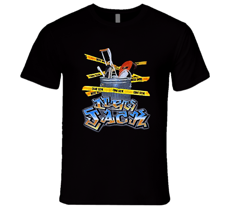 New Jack ECW Retro Wrestling T Shirt REISSUE