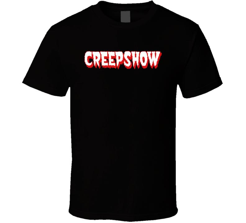 Creepshow Horror George A. Romero Stephen King Movie T Shirt