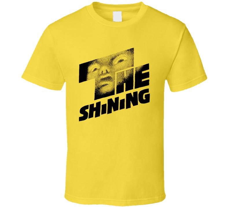 The Shining Stanley Kubrick Stephen King Classic Horror Movie Poster T Shirt