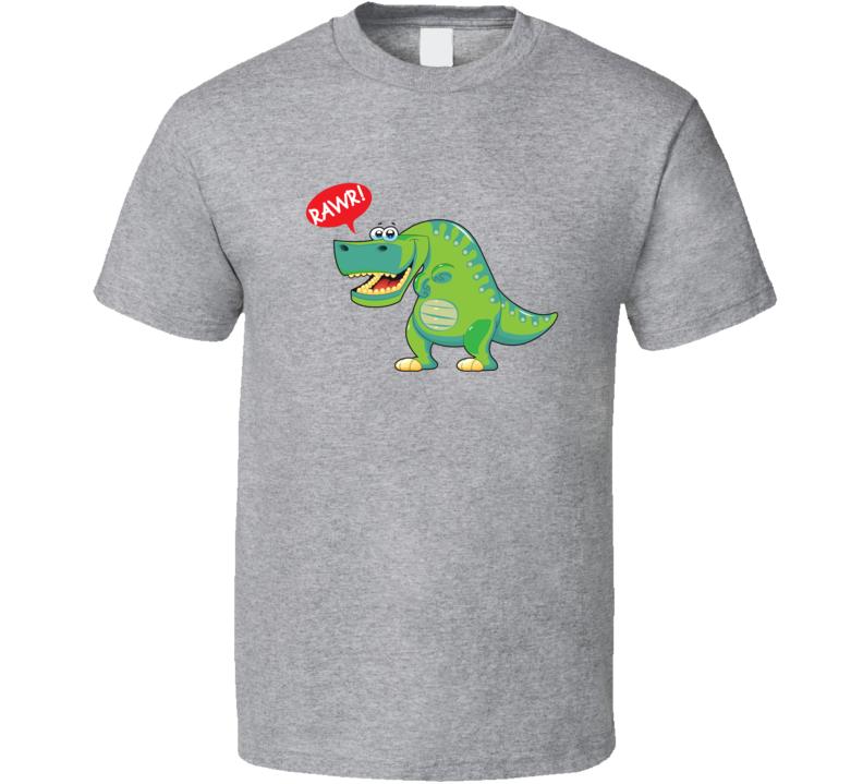 Dinosaur Rawr! T Shirt